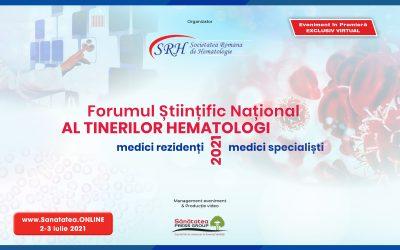 02-03.07.2021 | Forumul Științific Național al Tinerilor Hematologi