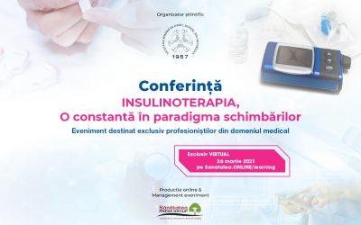 26.03.2021 | Insulinoterapia, o constantă în paradigma schimbării